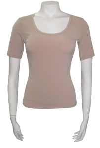 Soft knit t-shirt
