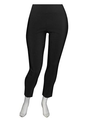 Helen bengaline straight leg pant with side splits