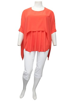 ORANGE - Fay double layer DG top