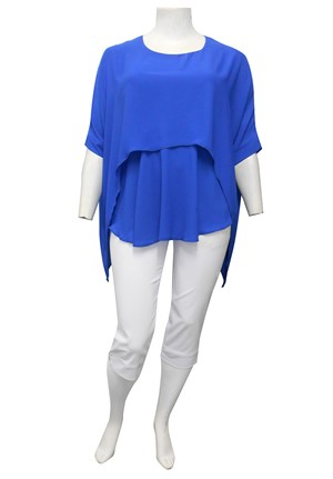 LIMITED STOCK - ROYAL - Fay double layer DG top