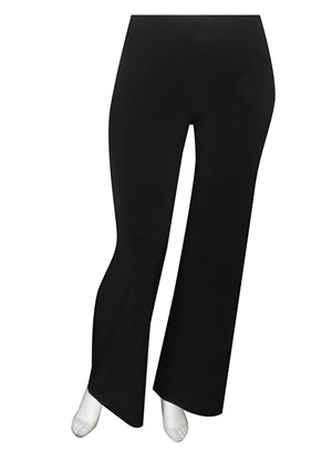 CLICK TO SEE COLOURS AVAILABLE - Soft knit elastic waist pants