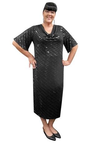 Poppy sparkle dress