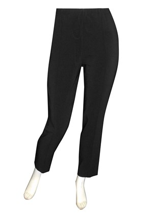 Katrina pintuck front pull on pant