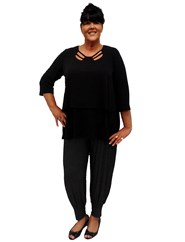 Penny double layer top