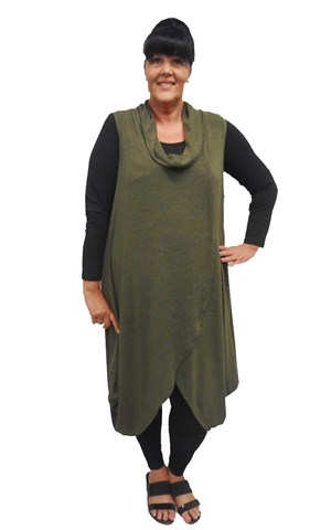LIMITED STOCK - Sam cocoon tunic