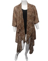 ANIMAL - Kayla chiffon shrug