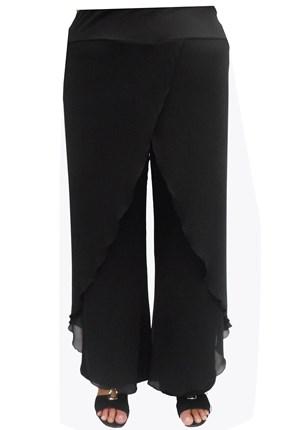 LIMITED STOCK - Amy chiffon overlay pants