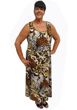 A Line roxy dress