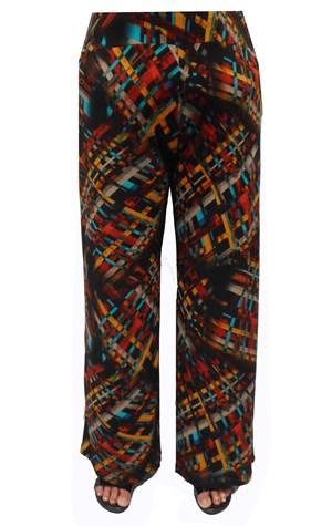 Kim printed pants