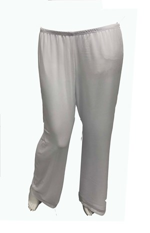 RTM 2412 Helen Chiffon Pants In WHITE