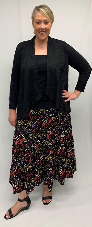 Sarah frill skirt