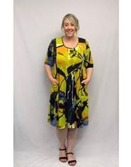 RTM Printed Dress