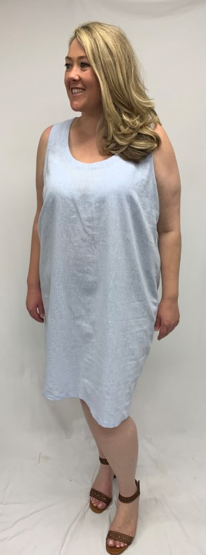 Cotton Singlet Dress
