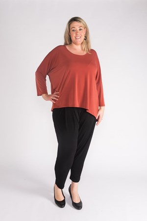 Emma Soft Knit Tapered Pant