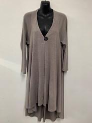 Kim Light Weight Woolly Knit Jacket BEIGE