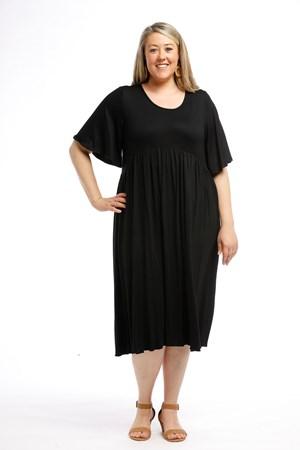 Wonderland Dress BLACK