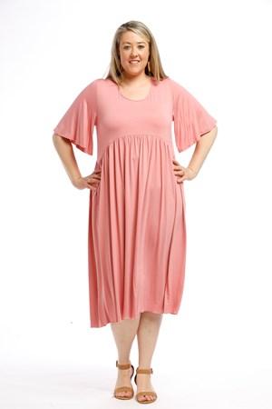 Wonderland Dress CORAL