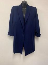 Elizabeth Ponte Jacket NAVY