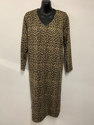 Rachel Printed Ponte Dress