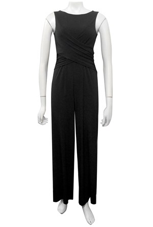 Kay cross front jumpsuit