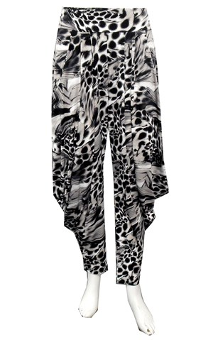 SOLD OUT - PRINT 548 - Rhianna printed harem pant