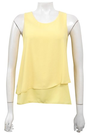 SUNSHINE - Elle double layer DG top