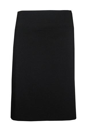 Bengaline wide waist skirt