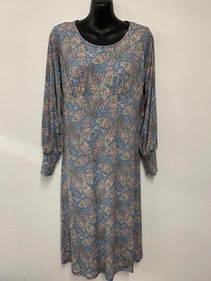 Shirley Printed Soft Knit Dress