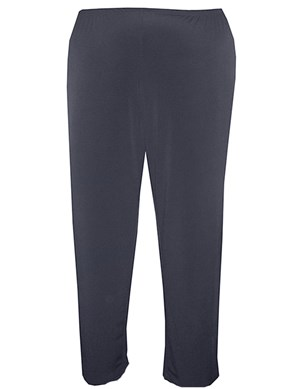 CHARCOAL - Diana soft knit  pant
