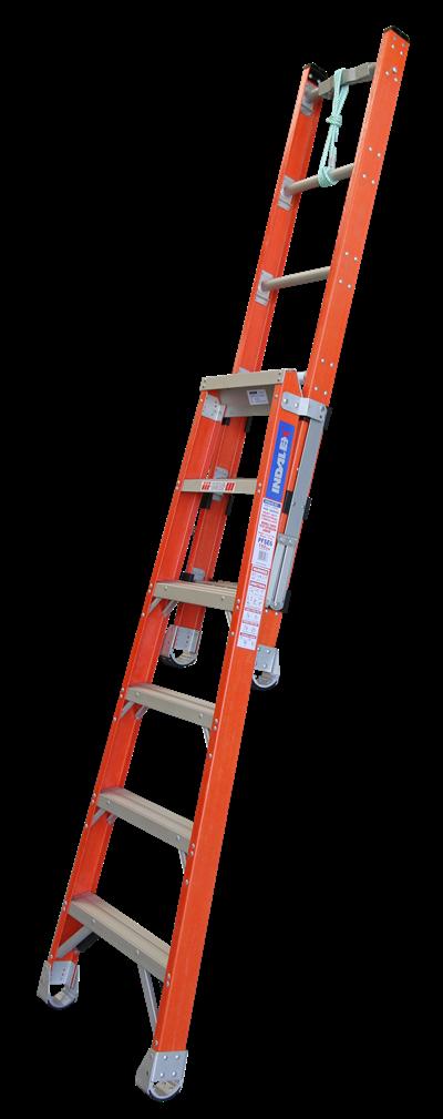 Ladders 4 U Ladders Pro Series Fibreglass Step